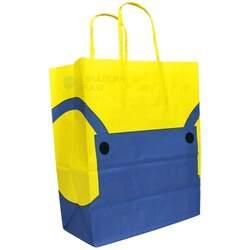 108fc6676 Sacola Para Lembrancinha Blue Bag - Pct C/10 Unds